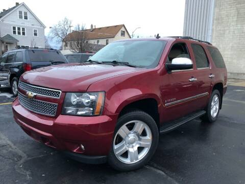 2009 Chevrolet Tahoe for sale at Fine Auto Sales in Cudahy WI