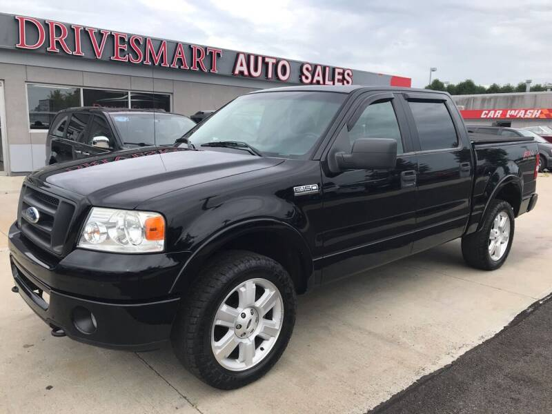 2006 Ford F-150 for sale at DriveSmart Auto Sales in West Chester OH