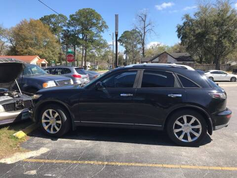 2005 Infiniti FX35 for sale at Import Auto Brokers Inc in Jacksonville FL