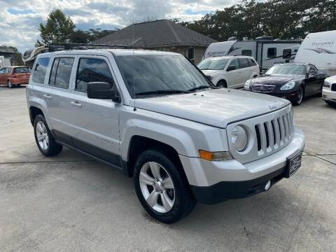 2013 Jeep Patriot for sale at Autoway Auto Center in Sevierville TN