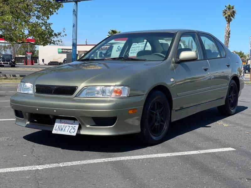 2002 Infiniti G20 for sale at California Auto Deals in Sacramento CA
