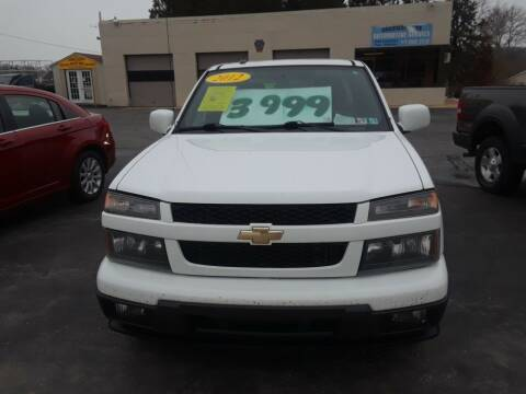 2012 Chevrolet Colorado for sale at Dun Rite Car Sales in Downingtown PA