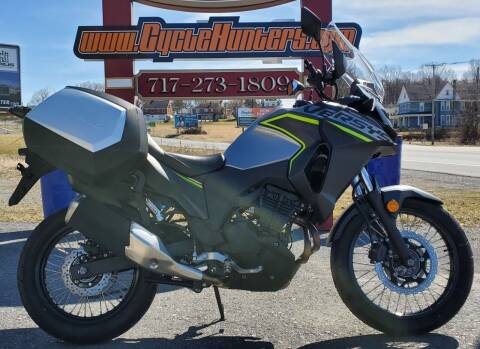 2019 Kawasaki Versys 300x for sale at Haldeman Auto in Lebanon PA