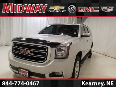 2015 GMC Yukon XL for sale at Midway Auto Outlet in Kearney NE