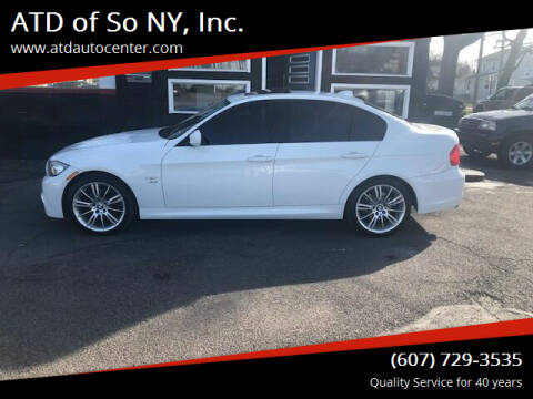 2011 BMW 3 Series for sale at ATD of So NY, Inc. in Johnson City NY