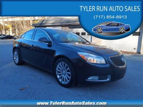2012 Buick Regal for sale at Tyler Run Auto Sales in York PA
