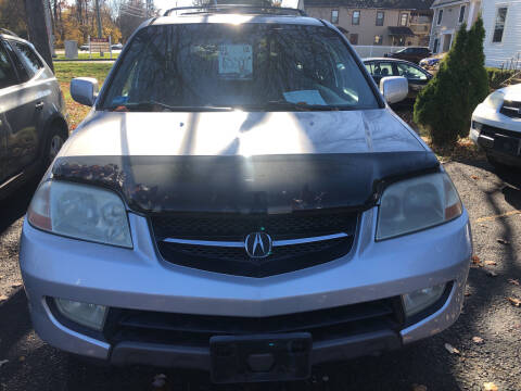 2002 Acura MDX for sale at Whiting Motors in Plainville CT