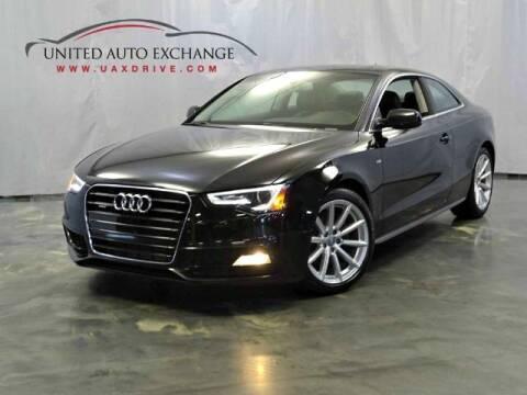 2016 Audi A5 for sale at United Auto Exchange in Addison IL