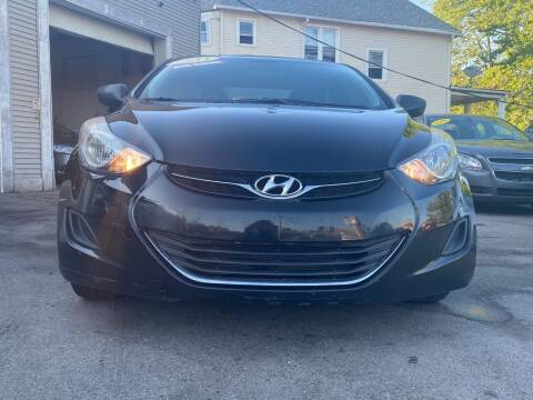 2011 Hyundai Elantra for sale at Global Auto Finance & Lease INC in Maywood IL