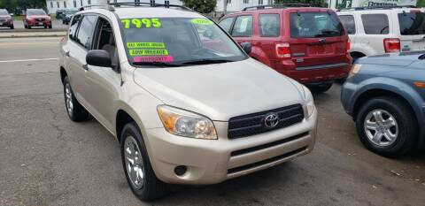 2008 Toyota RAV4 for sale at TC Auto Repair and Sales Inc in Abington MA