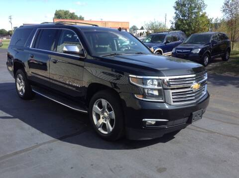 2015 Chevrolet Suburban for sale at Bruns & Sons Auto in Plover WI