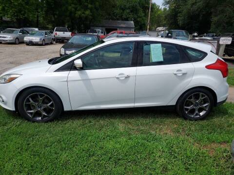 2013 Ford Focus for sale at D & D Auto Sales in Topeka KS