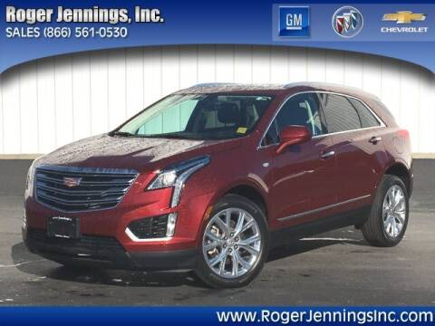 2018 Cadillac XT5 for sale at ROGER JENNINGS INC in Hillsboro IL