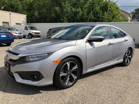 2017 Honda Civic for sale at SKY AUTO SALES in Detroit MI