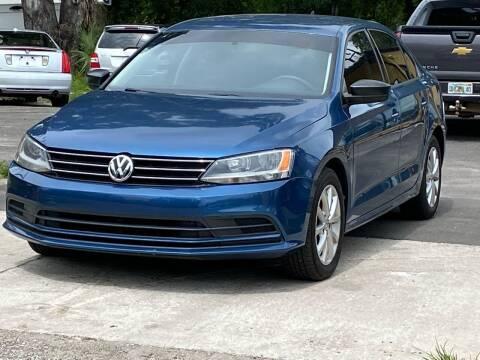 2015 Volkswagen Jetta for sale at Pioneers Auto Broker in Tampa FL