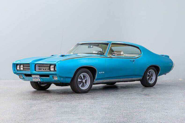 1969 Pontiac GTO for sale in Concord, NC