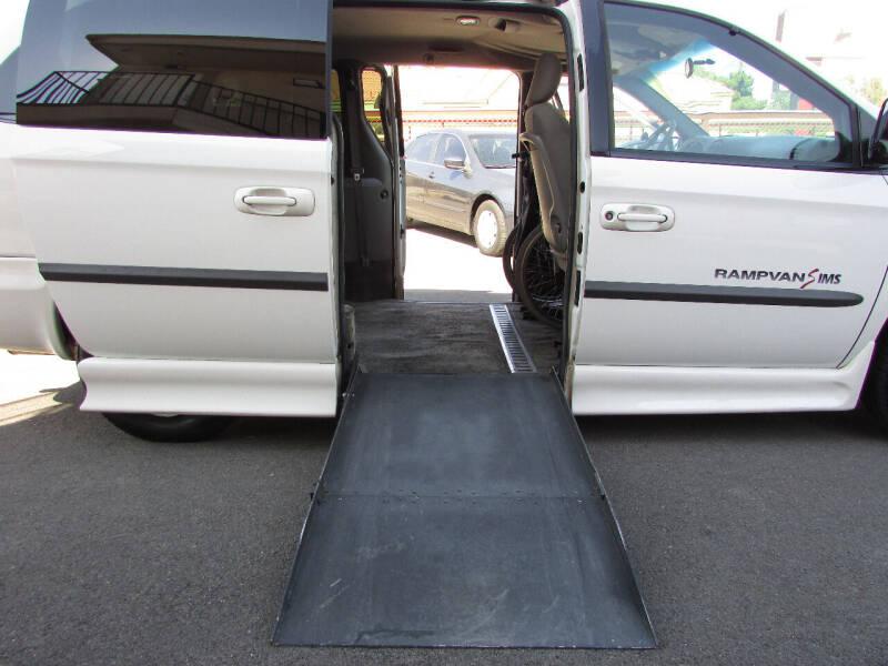 2002 Dodge Grand Caravan for sale at Best Auto Buy in Las Vegas NV
