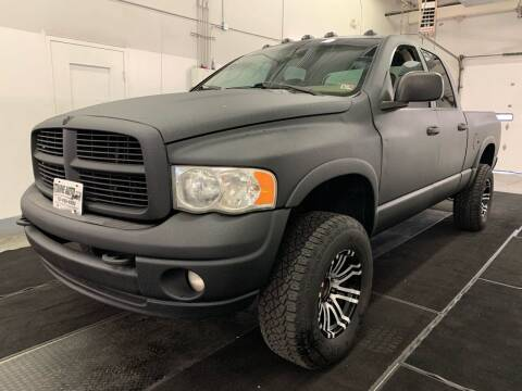 2003 Dodge Ram Pickup 2500 for sale at TOWNE AUTO BROKERS in Virginia Beach VA