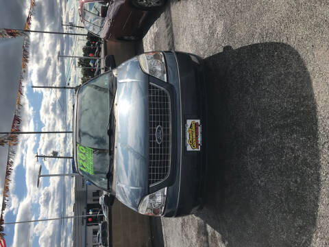 2006 Ford Freestar for sale at Credit Connection Auto Sales Inc. HARRISBURG in Harrisburg PA