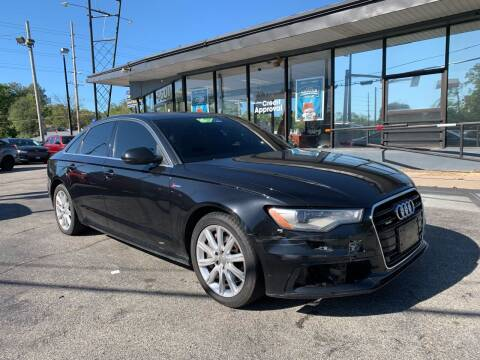 2013 Audi A6 for sale at Smart Buy Car Sales in Saint Louis MO