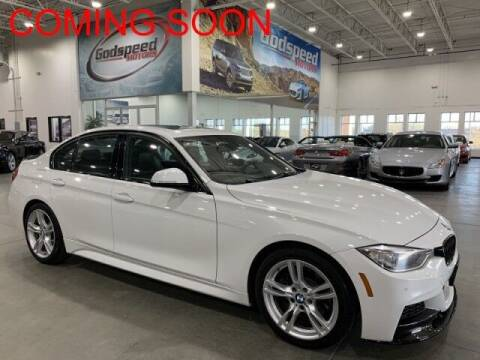 2014 BMW 3 Series for sale at Godspeed Motors in Charlotte NC