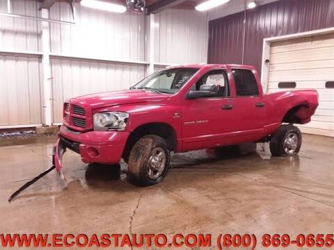 2006 Dodge Ram Pickup 2500 for sale at East Coast Auto Source Inc. in Bedford VA
