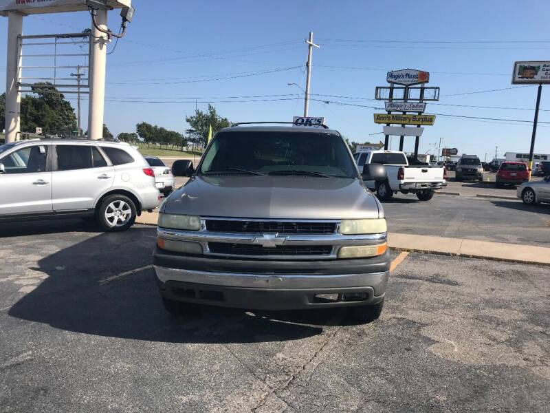 2003 Chevrolet Suburban 1500 LS 4dr SUV - Lawton OK