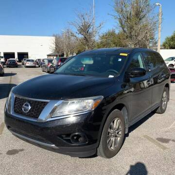 2013 Nissan Pathfinder for sale at CARZ4YOU.com in Robertsdale AL