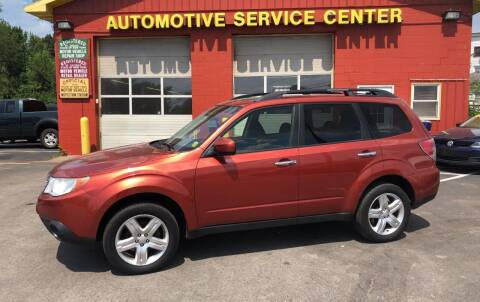 2010 Subaru Forester for sale at ASC Auto Sales in Marcy NY
