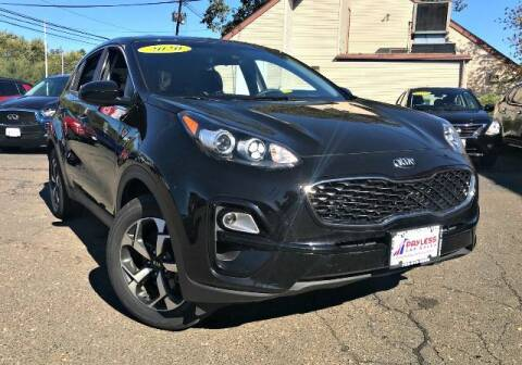 2020 Kia Sportage for sale at PAYLESS CAR SALES of South Amboy in South Amboy NJ