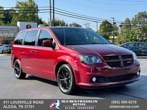 2019 Dodge Grand Caravan for sale at Ole Ben Franklin Motors-Mitsubishi of Alcoa in Alcoa TN