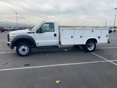 2011 Ford F-550 Super Duty for sale at CA Lease Returns in Livermore CA
