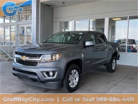 2018 Chevrolet Colorado for sale at GRAFF CHEVROLET BAY CITY in Bay City MI