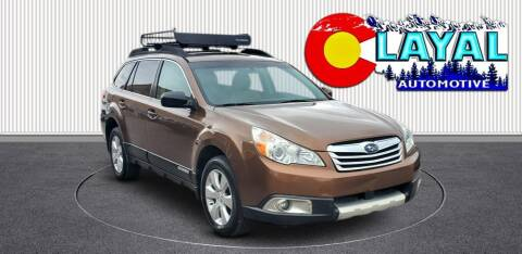 2011 Subaru Outback for sale at Layal Automotive in Englewood CO