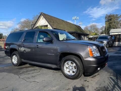 2010 GMC Yukon XL for sale at Three Bridges Auto Sales in Fair Oaks CA