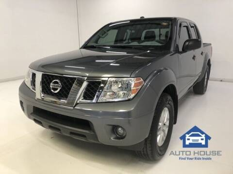 2017 Nissan Frontier for sale at AUTO HOUSE PHOENIX in Peoria AZ