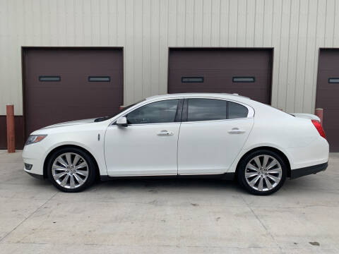 2013 Lincoln MKS for sale at Dakota Auto Inc. in Dakota City NE