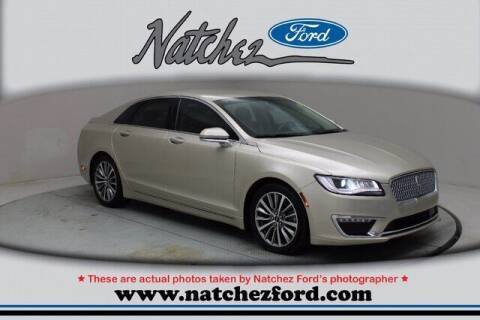 2017 Lincoln MKZ for sale at Auto Group South - Natchez Ford Lincoln in Natchez MS