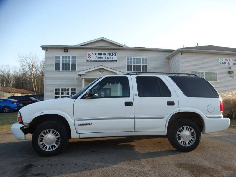 1998 GMC Jimmy for sale in Medina, OH