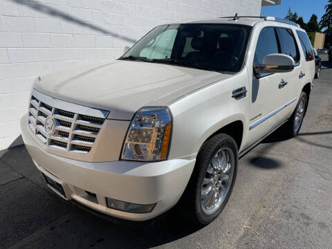 2011 Cadillac Escalade for sale at APX Auto Brokers in Edmonds WA