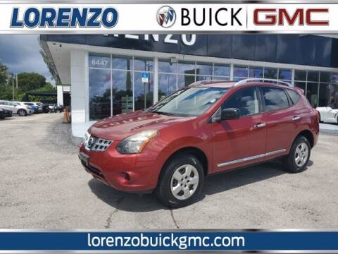 2015 Nissan Rogue Select for sale at Lorenzo Buick GMC in Miami FL