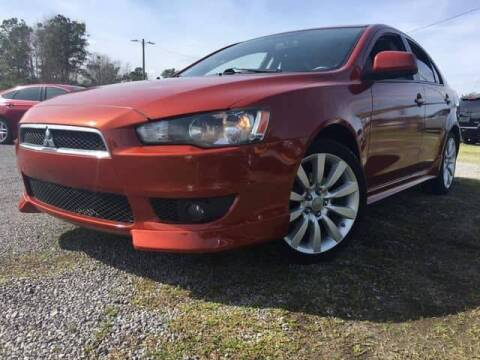 2010 Mitsubishi Lancer Sportback for sale at Real Deals of Florence, LLC in Effingham SC