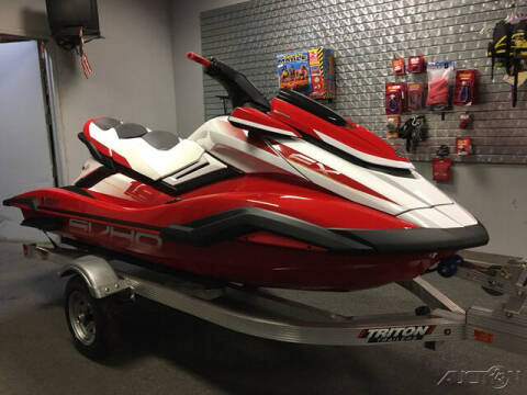 2021 Yamaha FX CRUISER SVHO for sale at ROUTE 3A MOTORS INC in North Chelmsford MA