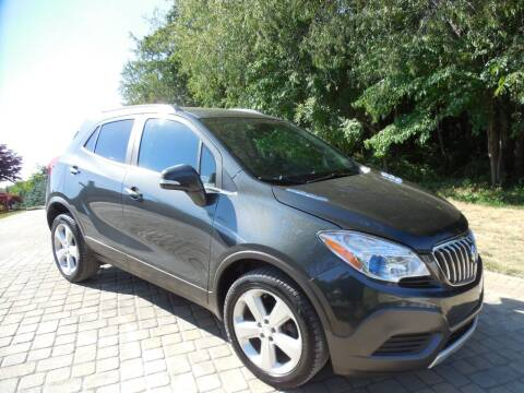 2016 Buick Encore for sale at Marsh Automotive in Ruffs Dale PA