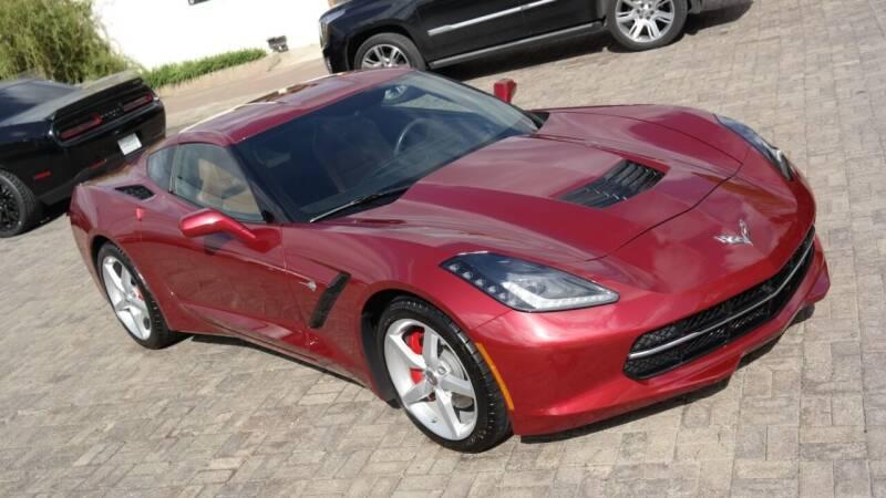 2015 Chevrolet Corvette for sale at Cars-KC LLC in Overland Park KS