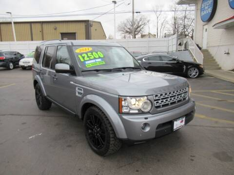 2011 Land Rover LR4 for sale at Auto Land Inc in Crest Hill IL