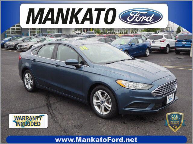 2018 Ford Fusion for sale in Mankato, MN