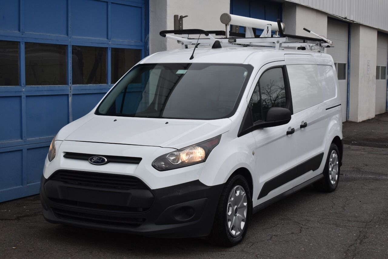 2014 Ford Transit Connect Cargo XL 4dr LWB Cargo Mini Van w/Rear Doors full