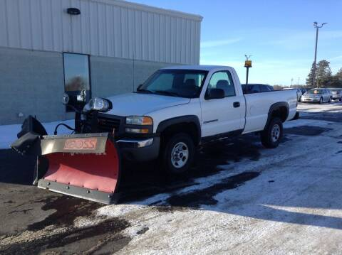 2003 GMC Sierra 2500HD for sale at Bruns & Sons Auto in Plover WI