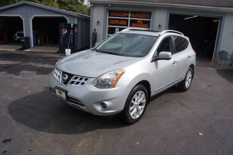 2013 Nissan Rogue for sale at Autos By Joseph Inc in Highland NY